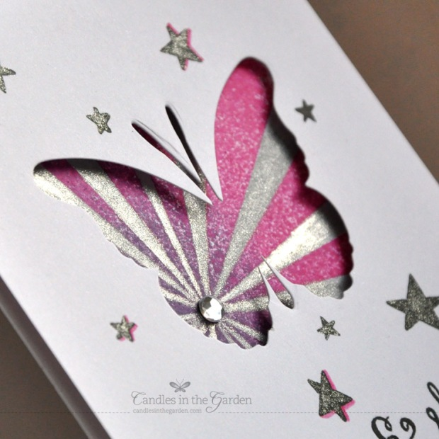 ©Candles in the Garden. Iron Craft Interview. Neat and Tangled Stamps.