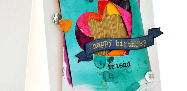 ©Candles in the Garden. Julie Mogford Birthday Blog Hop.