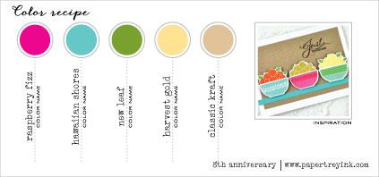 PTI Colour Scheme