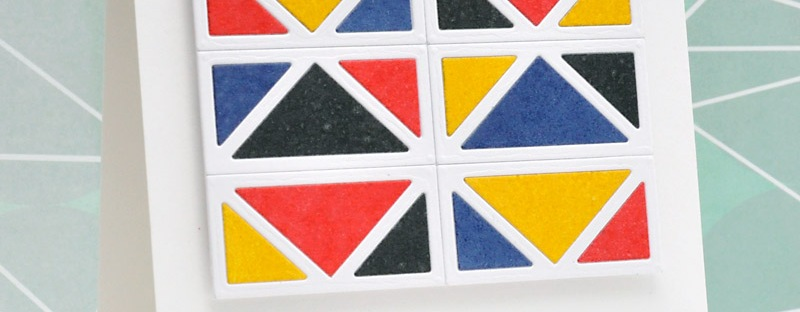 ©Candles in the Garden. MFT Inspired By Famous Artist (Piet Mondrian).